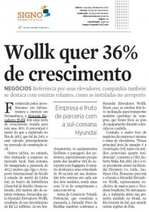 Hyundai Wollk quer 36% de Crescimento